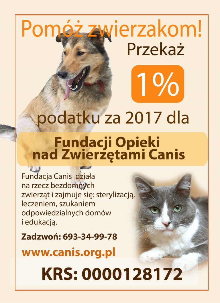 Wzpomóż zwierzaki