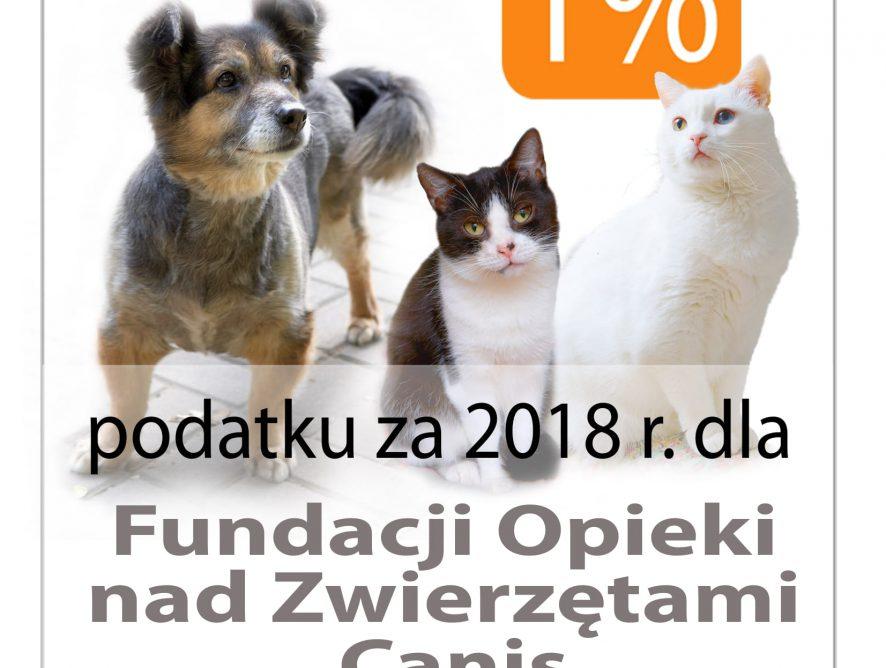 1% podatku za 2018
